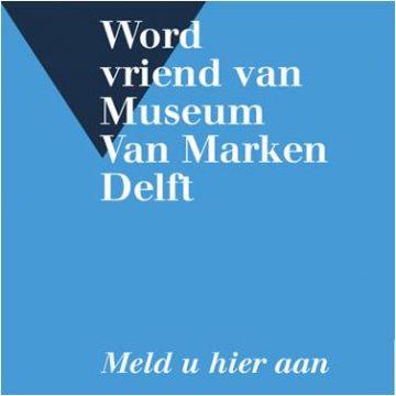 Word vriend van Museum Van Marken